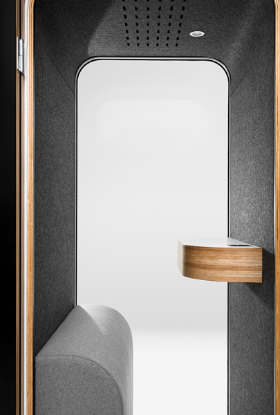 Phone Booth O by Framery