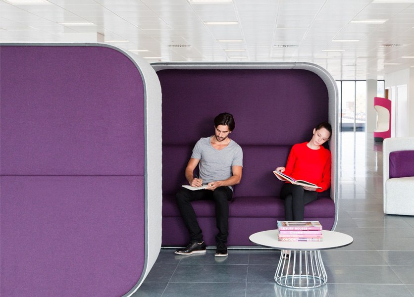 Cocoon Seating