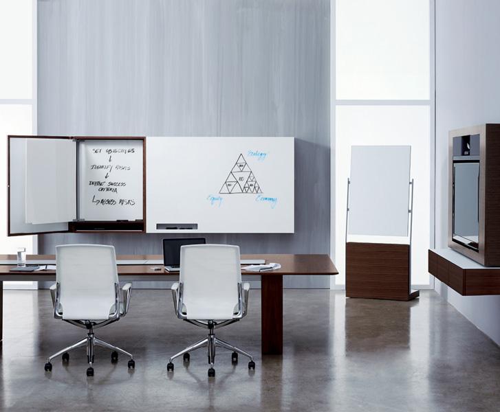 Reveal Presentation Wall