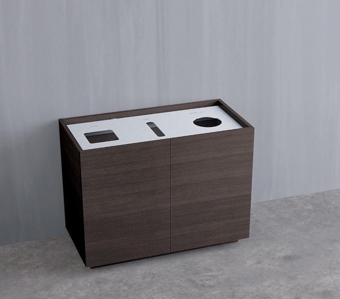 Recycle Center Bin