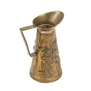 "8""h Brass Pitcher ACC007021"
