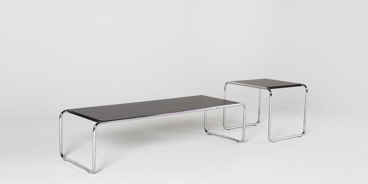 "49""w x 18""d Black Laminate Coffee Table TBL000911"
