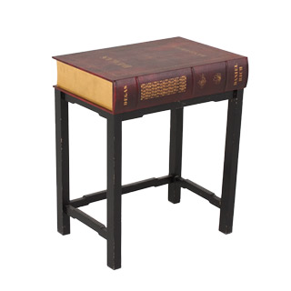 "20""w x 14.5""d Book Top Side Table TBL009720"