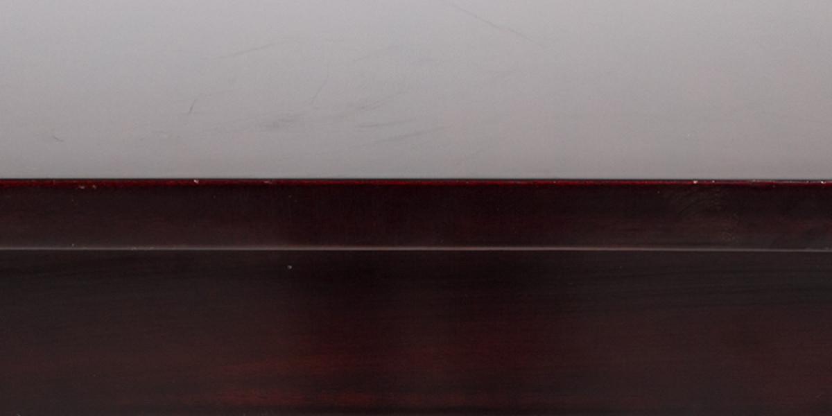"""50""""w x 20""""d Walnut Console Table TBL011776"""