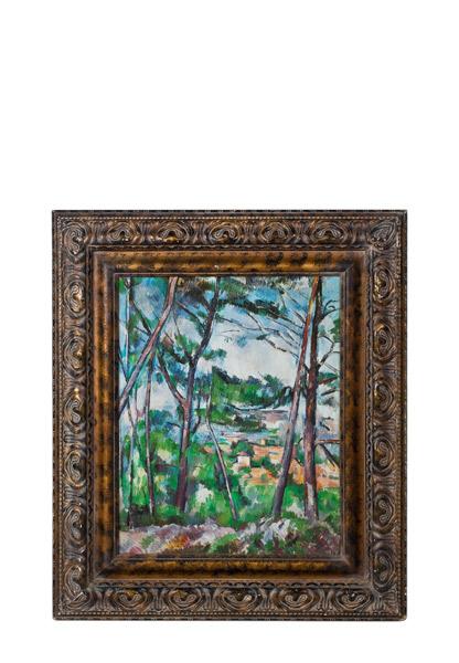 "28""w x 32""h Landscape Art ART002619"