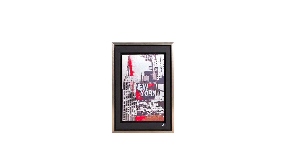 "19""w x 27.5""h Cityscape Art ART013072"