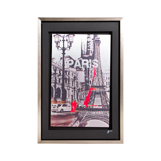 "19""w x 27.5""h Cityscape Art ART013073"