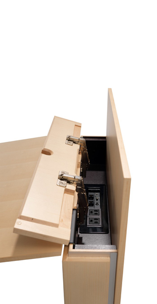 Exponents Lectern