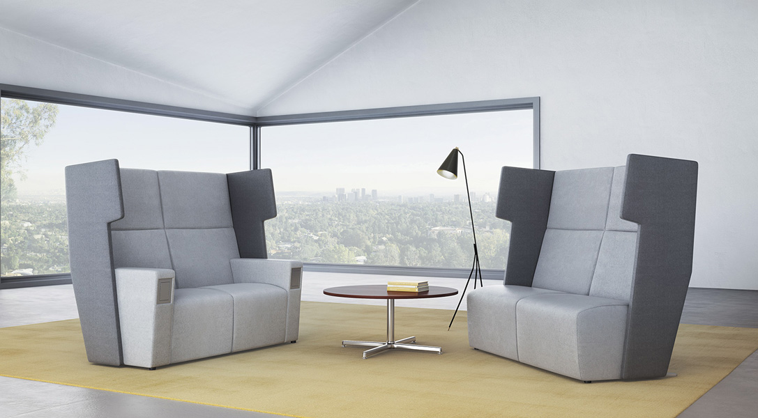 Focal Point Privacy Lounge