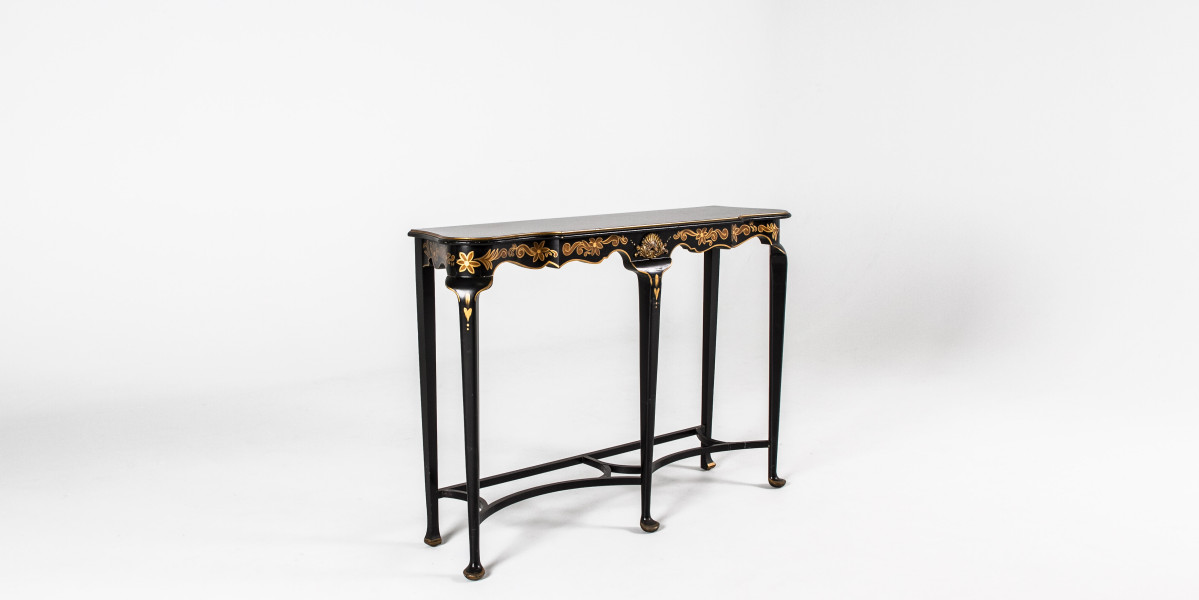 "50""w x 14""d Painted Console Table TBL001258"