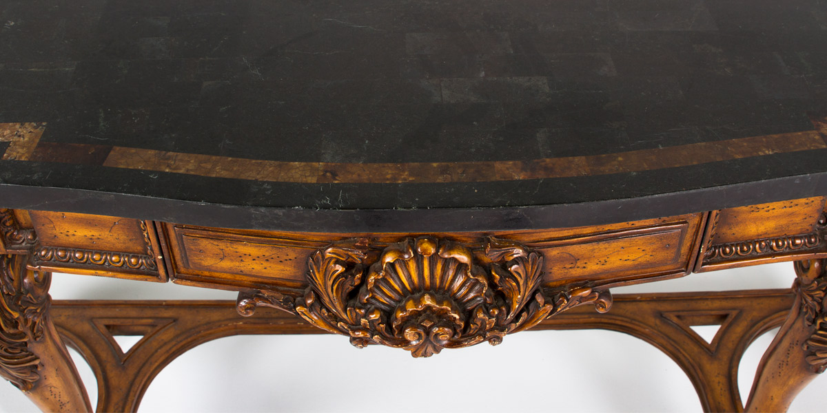 "60""w x 20""d Ornate Console Table TBL001300"