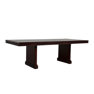 "96""w x 42""d Dark Cherry Traditional Conference Table TBL002353"