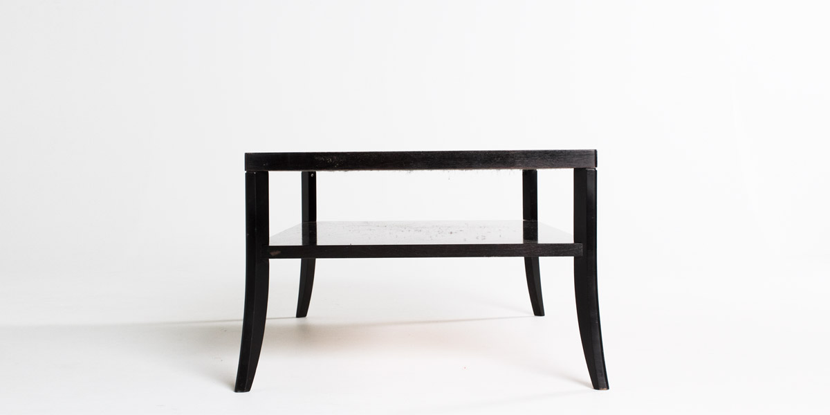 48 x 30 coffee table rental tbl006773 for Coffee table 48 x 30