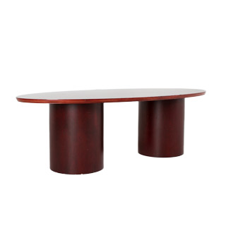 "96""w x 47""d Mahogany Conference Table TBL006917"