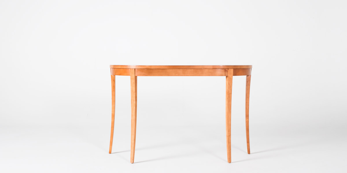 """47""""w x 17""""d Sandstone Console Table TBL007681"""