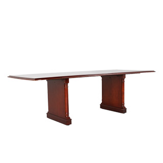 "96""w x 42""d Medium Cherry Traditional Conference Table TBL008556"