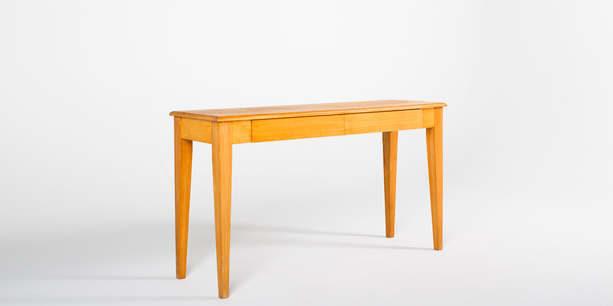 """53""""w x 16""""d Pine Console Table TBL010447"""