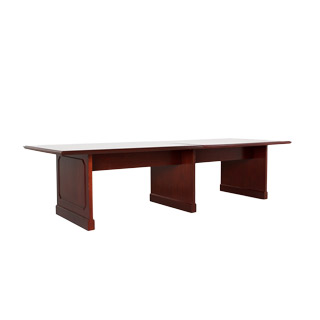 "120""w x 44""d Mahogany Traditional Conference Table TBL011042"