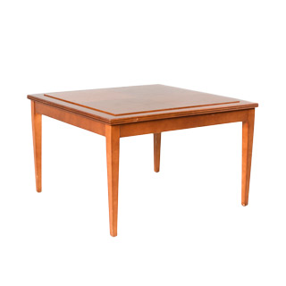 "31""w x 31""d Light Walnut Coffee Table TBL011463"