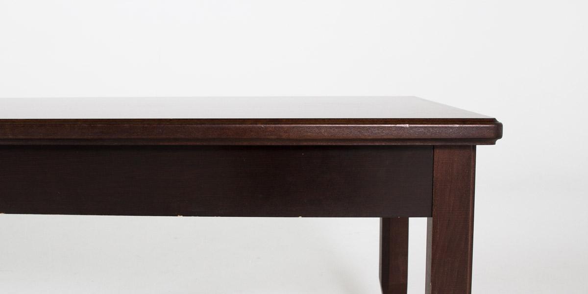 "36""w x 20""d Dark Cherry Coffee Table TBL012084"