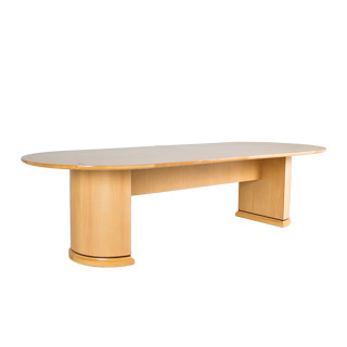 "120""w x 48""d Maple Conference Table TBL013015"