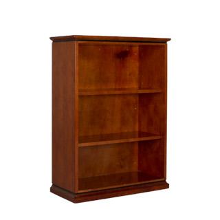 "36""w x 49""h Medium Cherry Bookcase BKC010033"