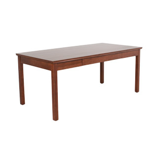 "72""w x 36""d Light Walnut Table Desk DSK012135"