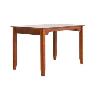 """48""""w x 30""""d Cherry Veneer Table Desk DSK012988"""