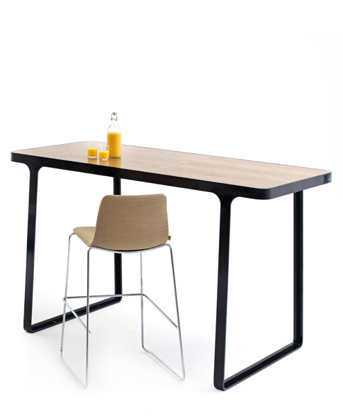 Trace High Table Arenson Office Furnishings