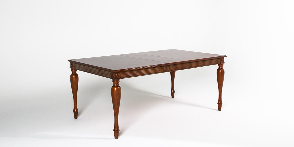 60 w x 42 d cherry dining table tbl005064 arenson office for Dining room table 42 x 60