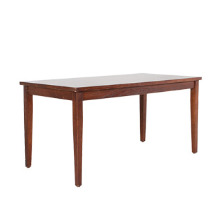 "60""w x 30""d Medium Walnut Table TBL009205"