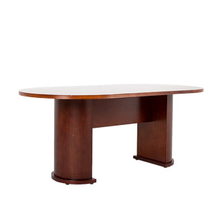"72""w x 36""d Medium Cherry Conference Table TBL012058"