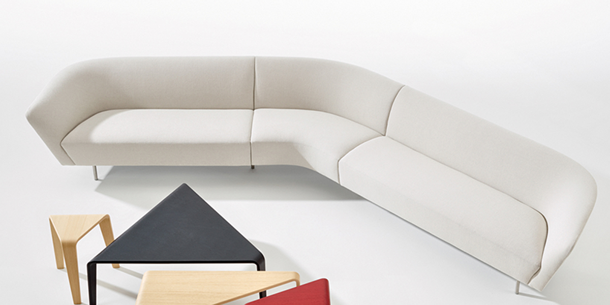 Loop Modular Lounge Arenson Office Furnishings