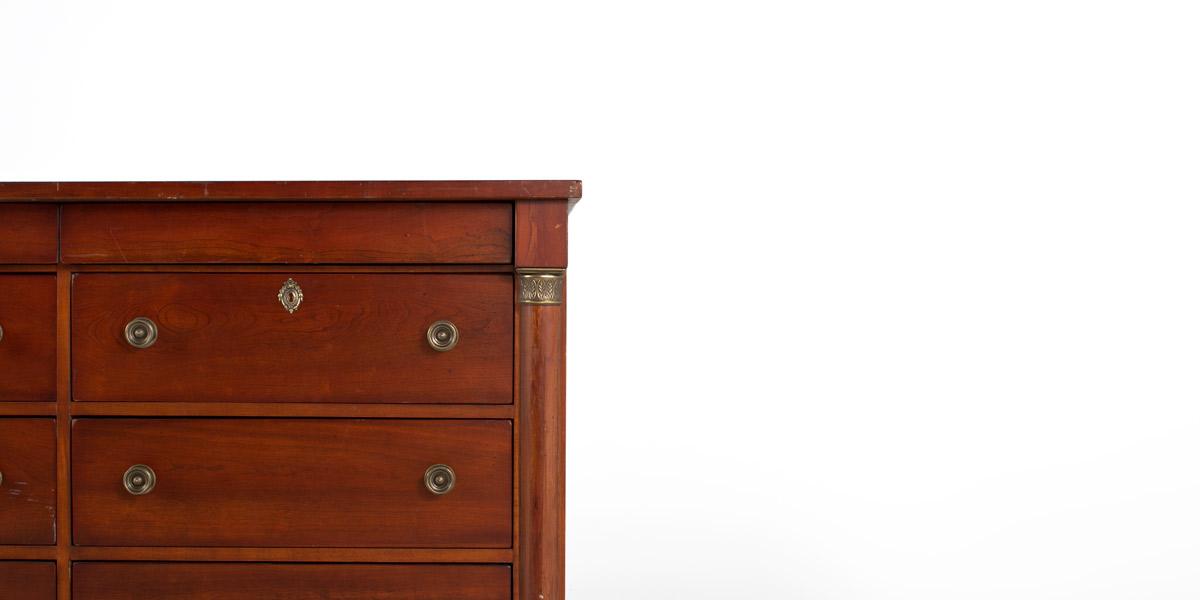 "58""w x 20""d Medium Cherry Dresser CHT001101"