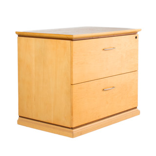 "36""w x 24""d Maple Lateral File FIL008563"