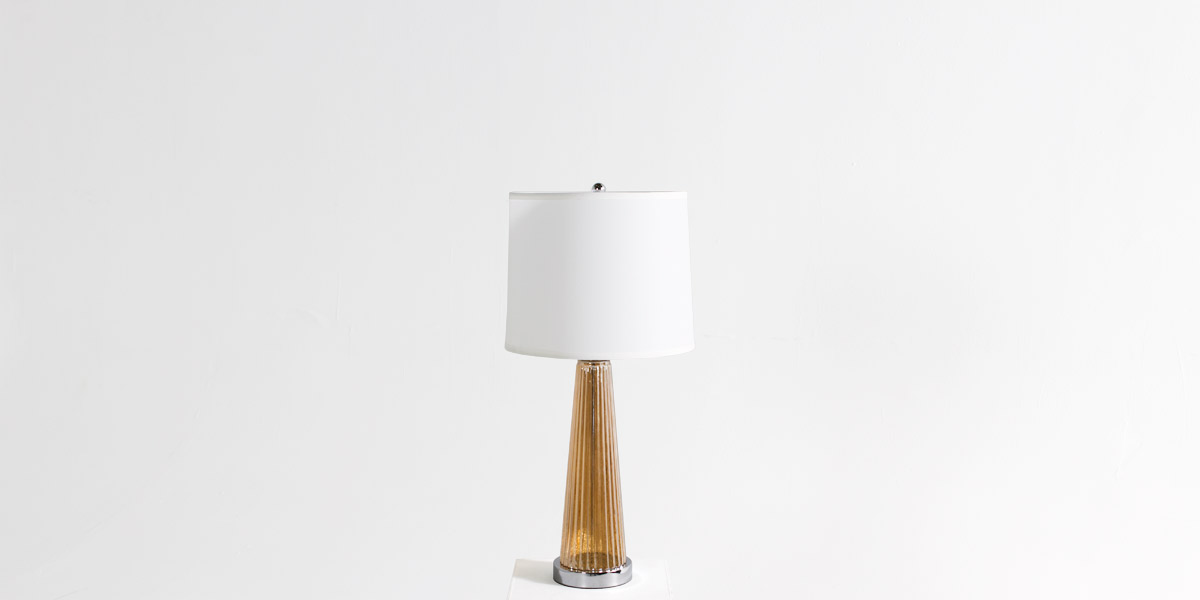 """29""""h Champagne Glass Table Lamp LGT013057"""