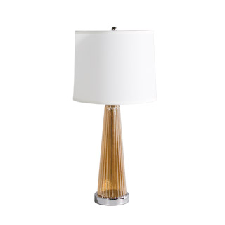 "29""h Champagne Glass Table Lamp LGT013057"