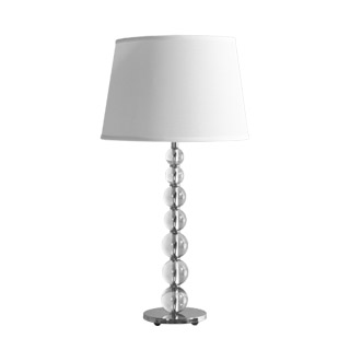"29""h Crystal Table Lamp LGT014765"