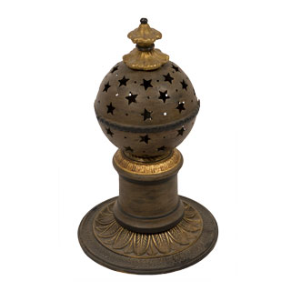 "15""h Incense Burner ACC001347"