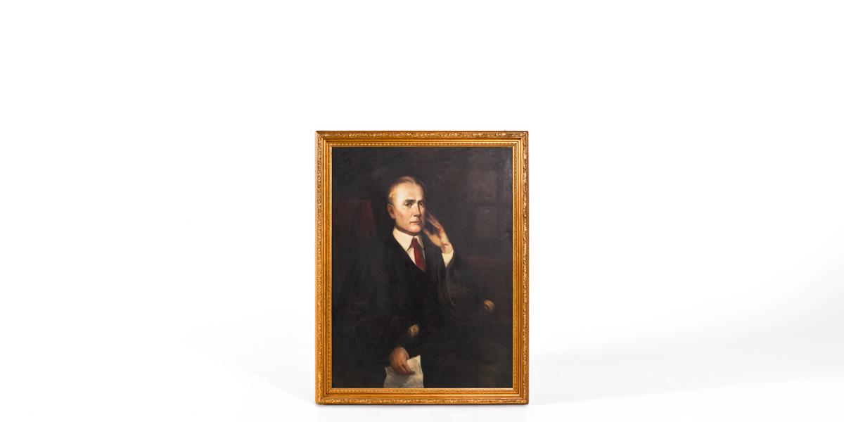 "43.75""w x 56""h Portrait Art ART007058"