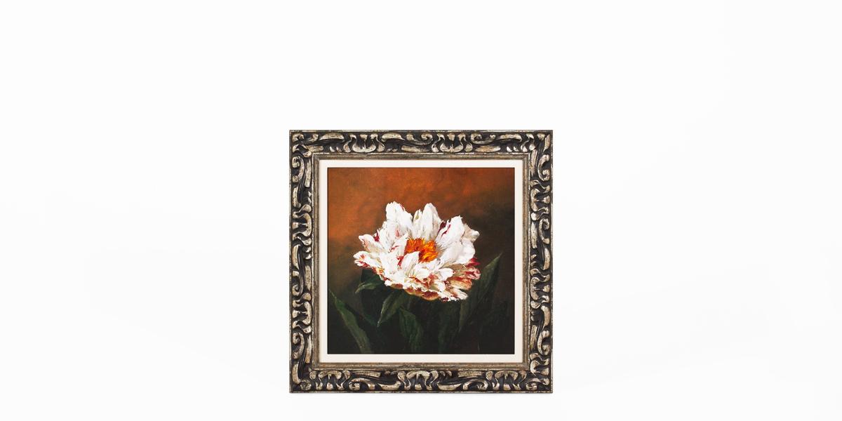 "35""w x 35""h Floral Art ART007875"