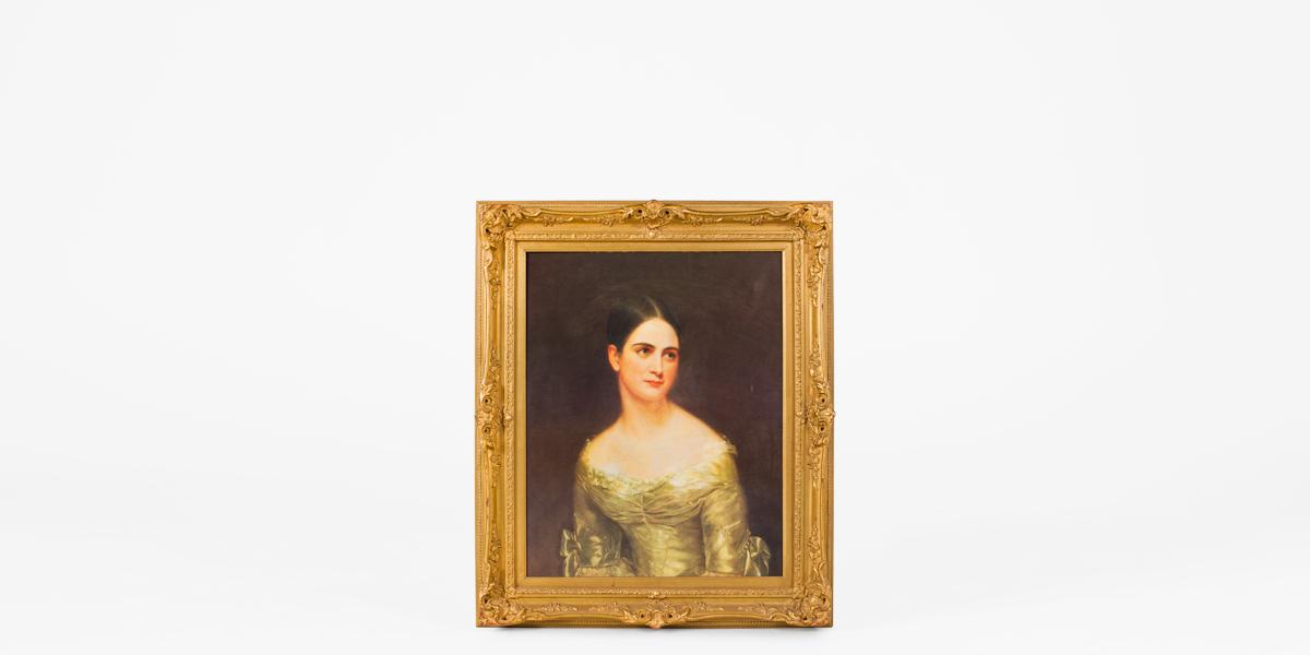 "32.75""w x 38.75""h Portrait Art ART007988"