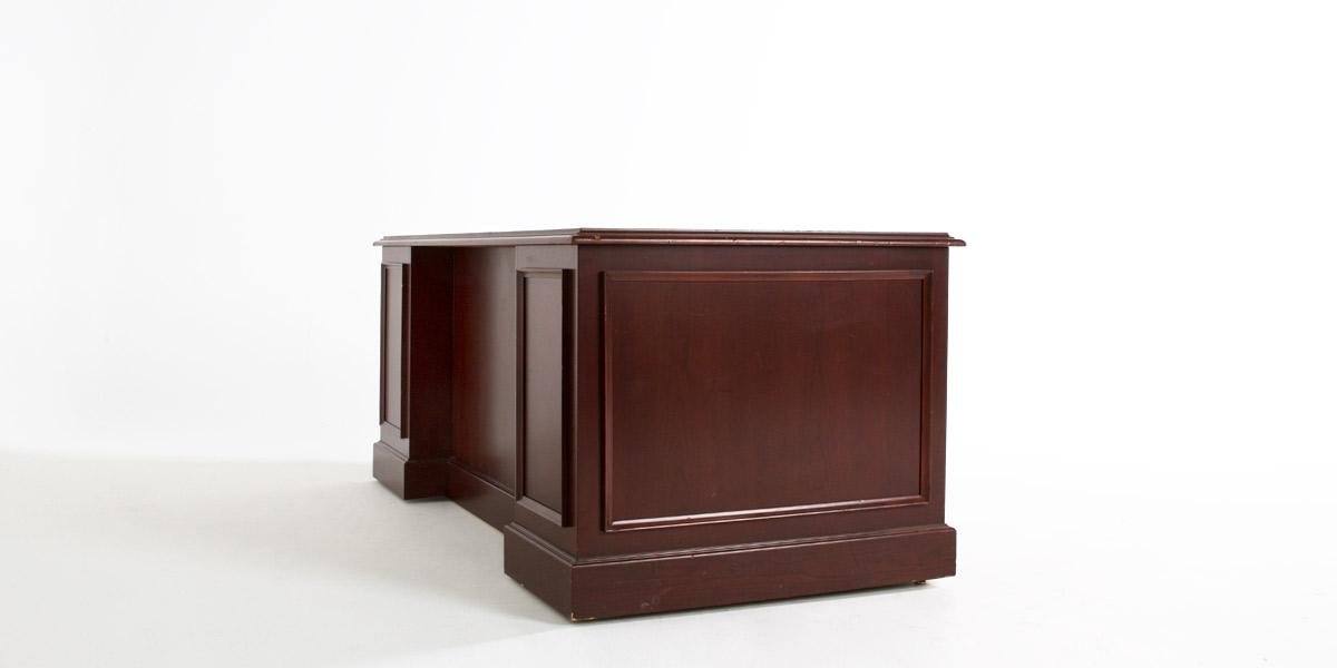 "72""w x 36""d Mahogany Desk DSK008613"