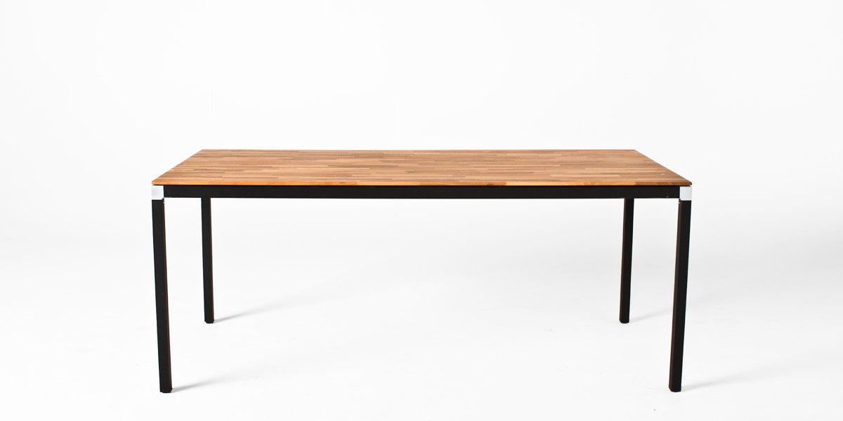 "70.5""w x 31.5""d Walnut Table Desk DSK009789"