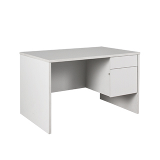 "48""w x 30""d Grey Laminate Desk DSK010744"