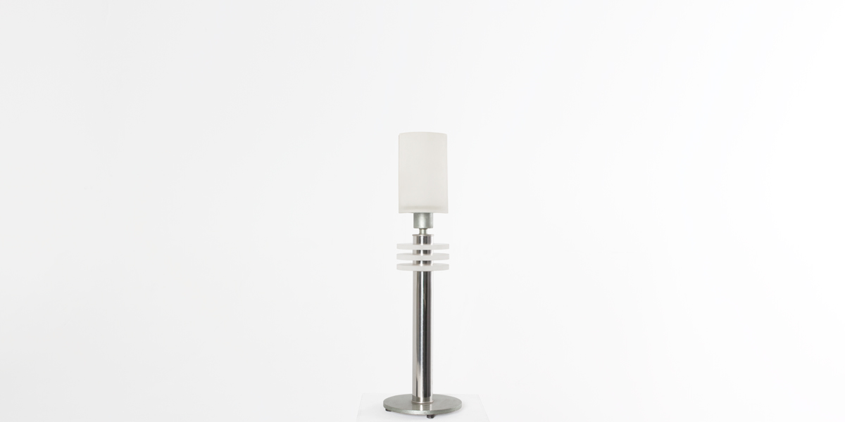 "26.25""h Aluminum Table Lamp LGT001484"