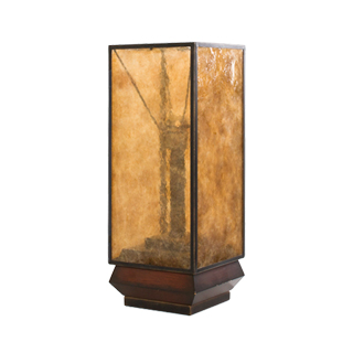 "21""h Plexiglas Mission Table Lamp LGT010929"