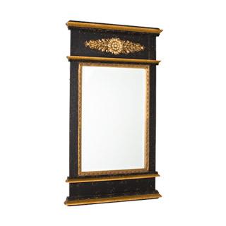 "33""w x 62""h Black Gothic Mirror MIR006010"