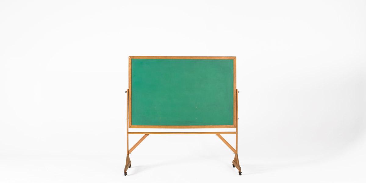 """74""""w x 77.5""""h Slate Green Chalkboard MIS005610"""