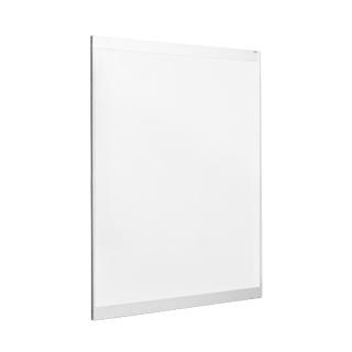"39.5""w x 51.5""h Aluminum Wall Dry-Erase Board MIS010247"